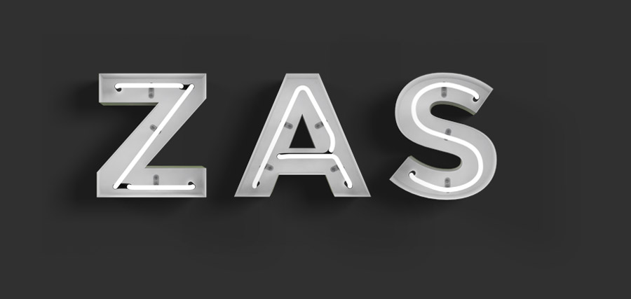 Logo ZAS